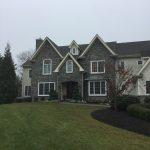 exterior home stone restoration work