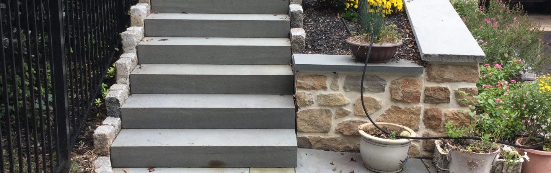 Stone Veneer & Retaining Walls