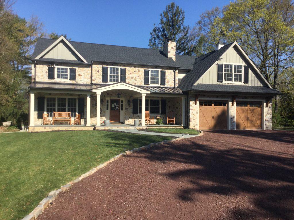 residential masonry work